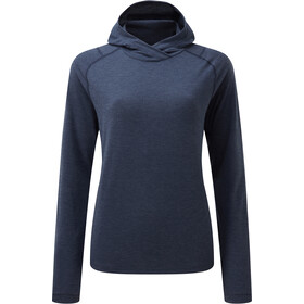 Mountain Equipment Font Hoody Women, medieval blue